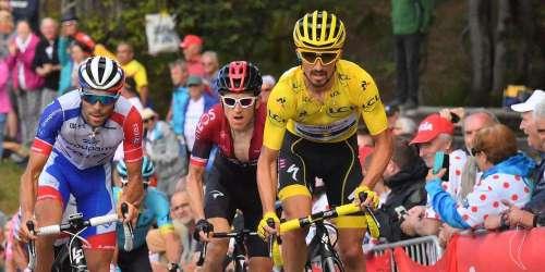 Tour de France 2019 : Julian Alaphilippe a brillamment conservé son Maillot Jaune au sortir des Pyrénées