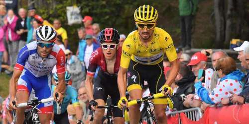 Tour de France 2019 : maillot Jaune pendant 14 jours, Julian Alaphilippe a conquis le public français.