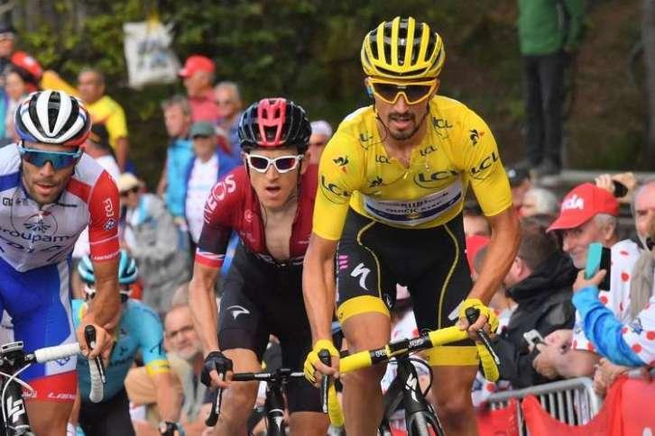 Tour de France 2019 : Julian Alaphilippe est toujours en Jaune après une première partie de Tour très animée