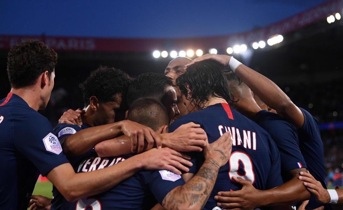 Ligue 1ère journée : le PSG a bien lancé sa saison en dominant facilement Nîmes