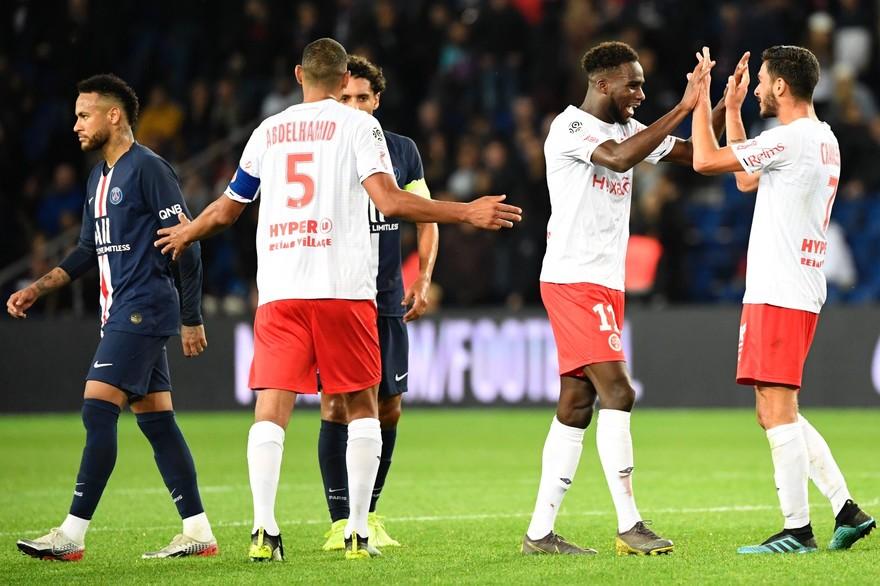 Ligue 1 7ème journée : douche froide pour le PSG, dominé au Parc par le Stade de Reims