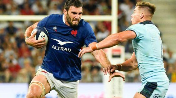 Coupe du Monde rugby : le 3ème ligne Charles Ollivon a été l'auteur d'un Mondial remarquable et sera un des fers de lance du XV de France dès le prochain Tournoi
