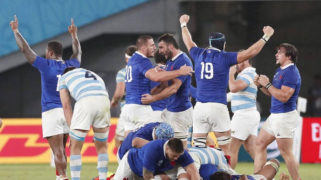 Coupe du Monde : le XV de France a rempli son objectif minimal en atteignant les quarts de finale