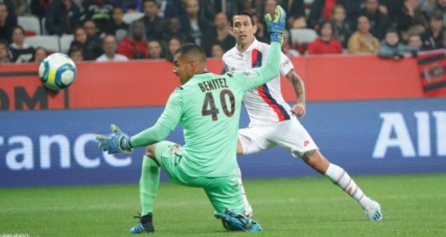 Ligue 1 10ème journée : emmené par un très grand Di Maria, le PSG a conforté sa 1ère place en s'imposant facilement à Nice