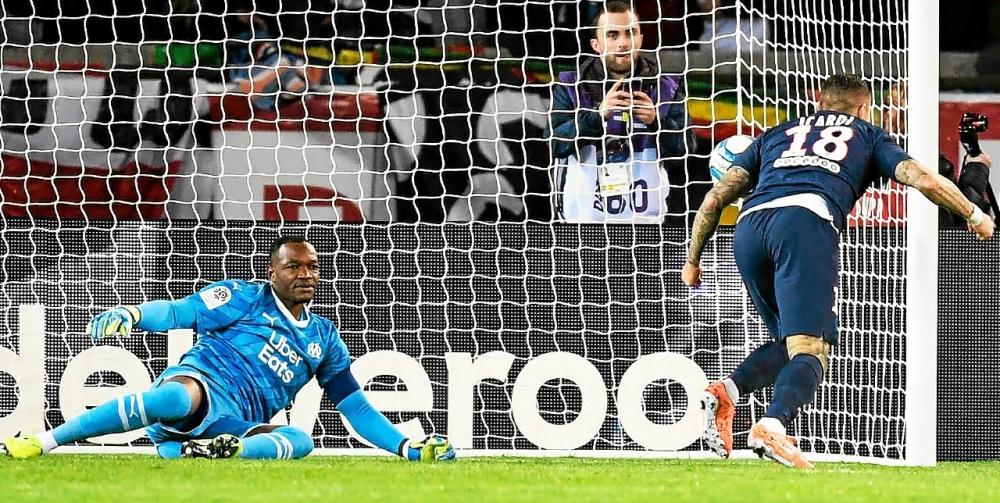 Ligue 1 11ème journée : le PSG a expédié l'OM en inscrivant 4 buts dès la première mi-temps