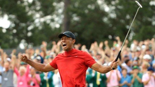Golf : sacré à Augusta en 2019, Tiger Woods voudra récidiver cette année