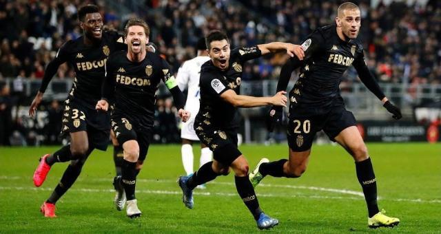 Ligue 1 24ème journée : la reconstitution du duo Ben Yedder-Slimani a permis à Monaco de l'emporter à Amiens