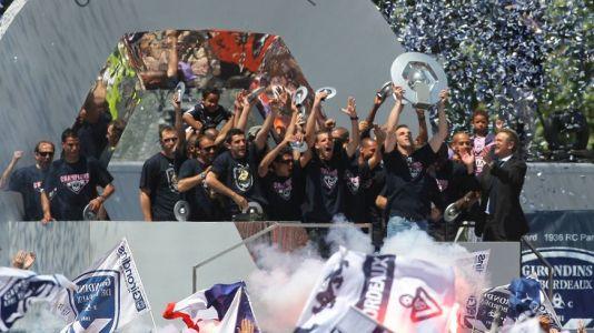 Bordeaux : champions de France pour la dernière fois en 2009, les Girondins de Bordeaux ont progressivement glissé dans le ventre mou de la Ligue 1