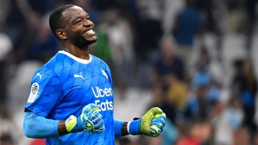 Equipe-type Ligue 1 : Steve Mandanda a retrouvé la grande forme cette saison pour le bonheur des supporters marseillais