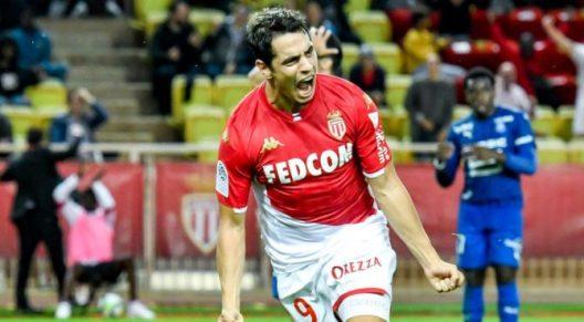 Equipe-type Ligue 1 : Wissam Ben Yedder n'a pas raté son retour en Ligue 1 après son séjour sévillan
