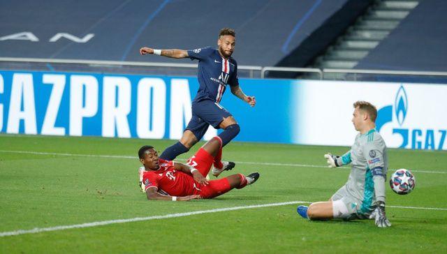 Ligue des Champions : Paris n'était pas assez fort