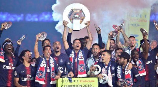 Le PSG remet son titre en jeu à partir de ce week-end