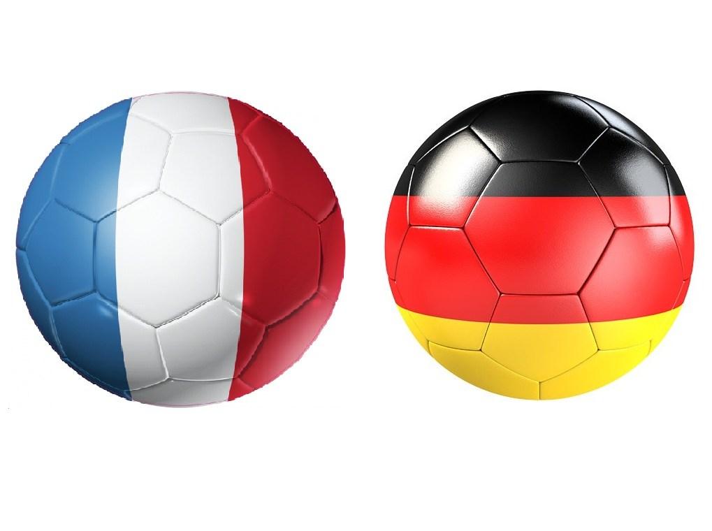 Ligue des Champions France-Allemagne en demi-finale