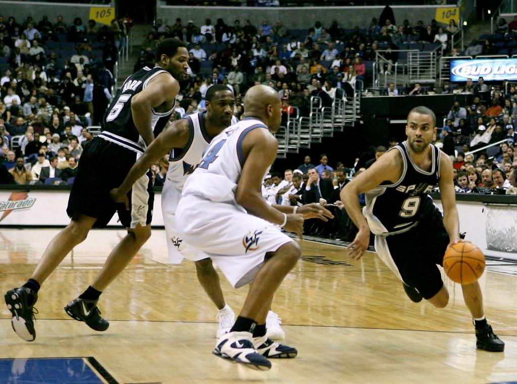 Quiz Basket : Tony Parker et les joueurs français en NBA
