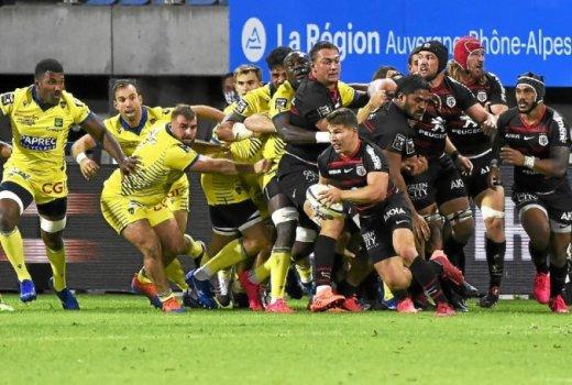 Clermont et le Stade Toulousain avaient offert un superbe spectacle aux téléspectateurs de Canal + en ouverture du Top 14