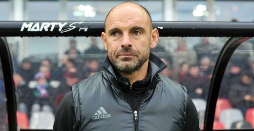Gérald Baticle nouvel entraîneur du SCO Angers, leader après deux journées.