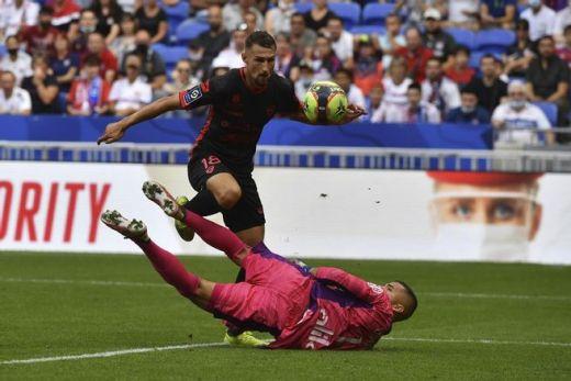 L'international kosovar Elbasan Rashani a permis à Clermont d'arracher le match nul à Lyon (3-3).
