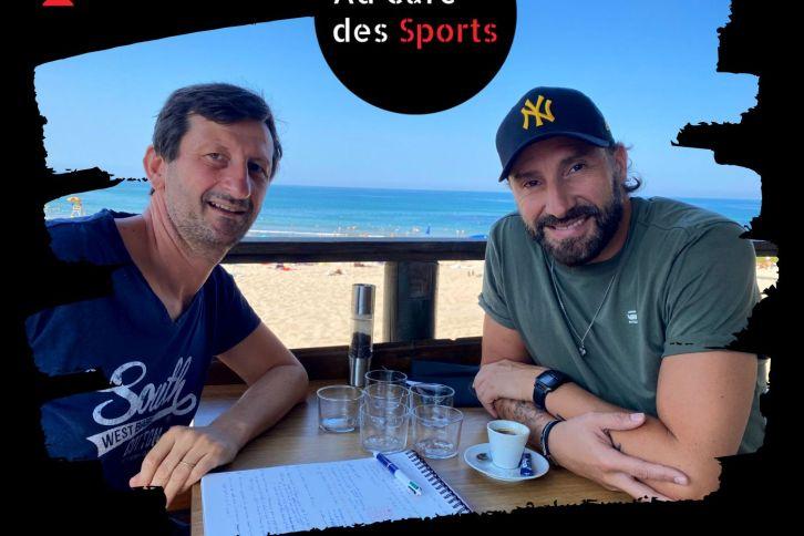 podcast sport Eric Irastorza