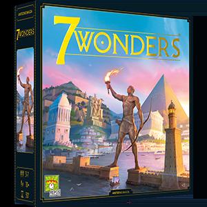 7 WONDERS 2020 mini