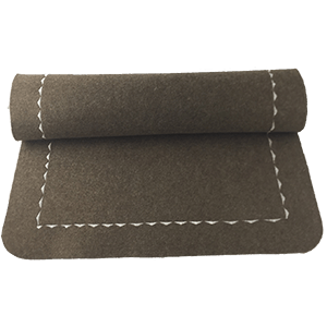TAPIS MARRON MINI