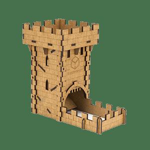 MEDIEVAL DICE TOWER