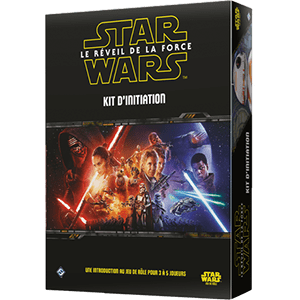 STAR WARS LE REVEIL DE LA FORCE KIT