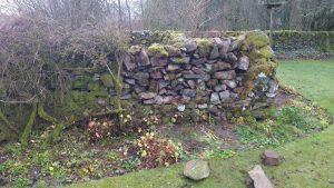 Stone Dyke Repair Dec 2018