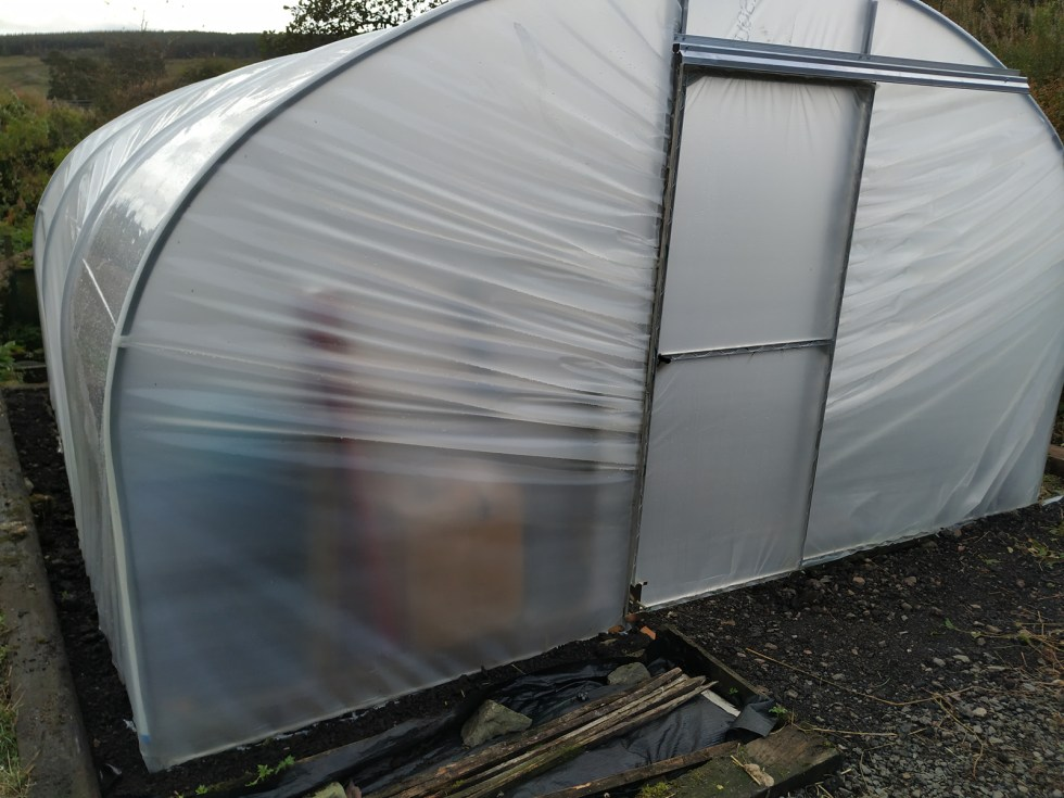 polytunnel complete