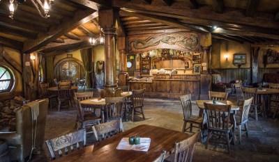 Green Dragon Inn Bar