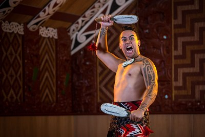 Haka Performance