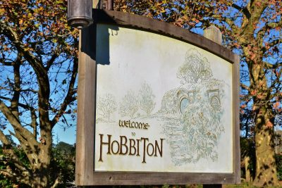 waitomo glow worms and hobbitton village tour