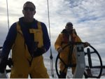On board Ran Tan II - Day 3, Auckland Noumea Yacht Race