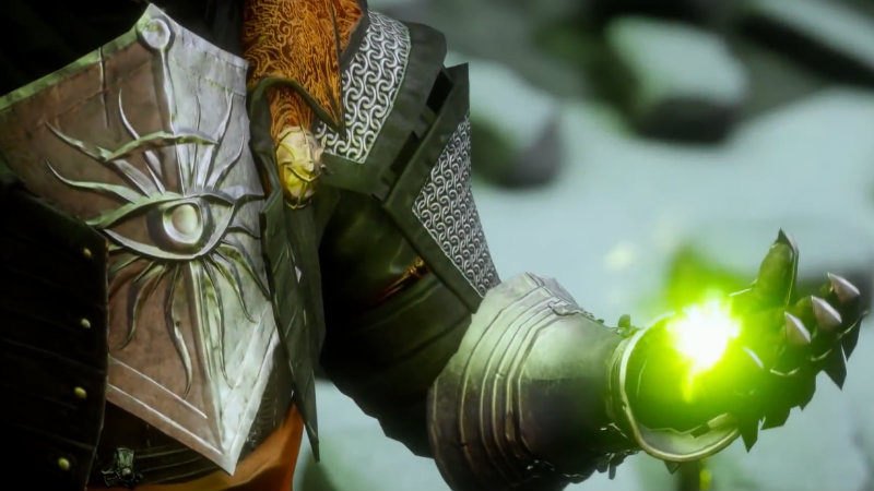 Dragon Age Inquisition  Auckland Theology  Religious