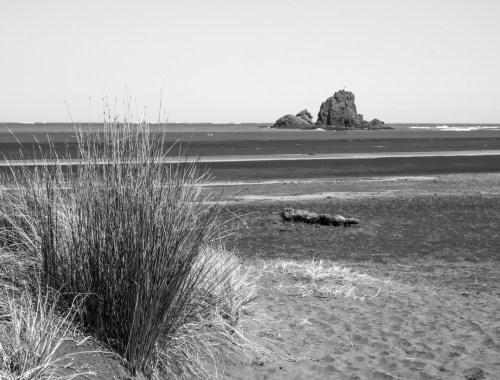 Ninepin Rock - Whatipu Beach - Landscape Photography Auckland