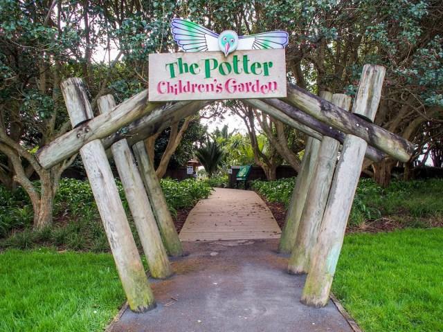 Auckland Botanical Gardens Children's Garden