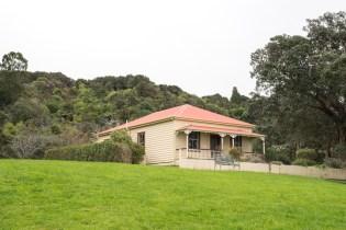Tapapakanga Regional Park Homestead