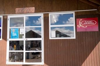 Radio Waatea at Nga Whare WaateaMarae