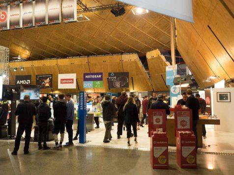 Auckland techXpo 2017 vodafone events centre