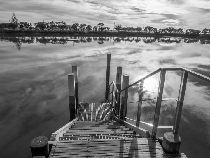 Judges Bay Morning Parnell - Street Photography Auckland