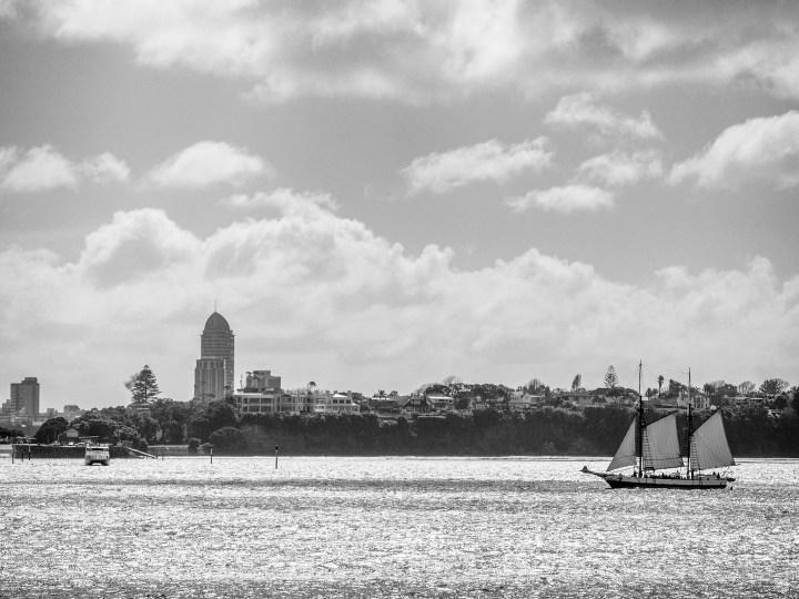 Auckland Harbour Bays - Street Photography Auckland