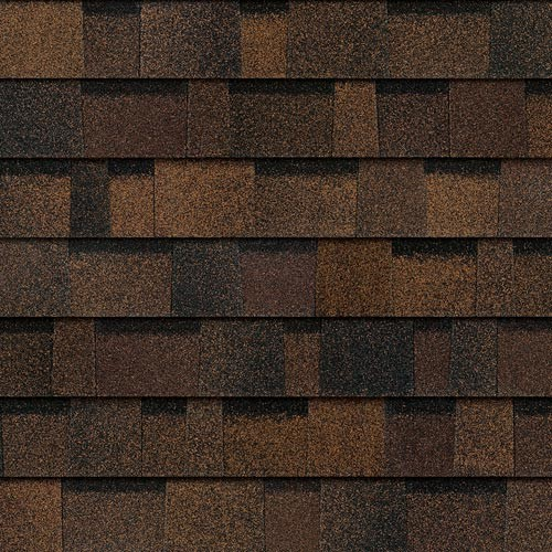 close up of shingles