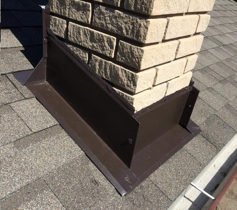 modernizing brick chimney boot