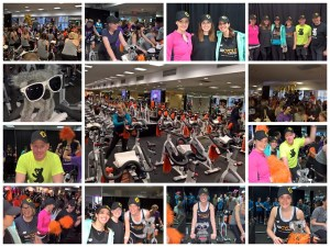 February @ Cycle For Survival