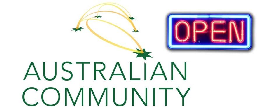 Announcing The Australian Community Center in New York