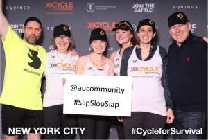 Cycle for Survival 2018