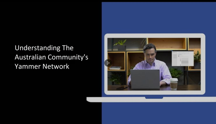 Yammer Video Hero