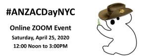 ANZAC Day New York