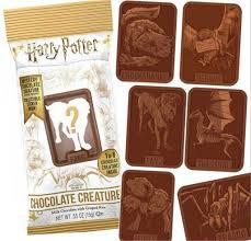 animaux Fantastiques en chocolat