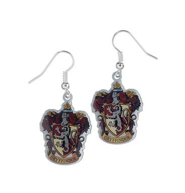 Boucles d oreilles armoirie Gryffondor