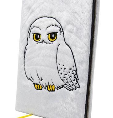 Carnet de Notes Premium Hedwige